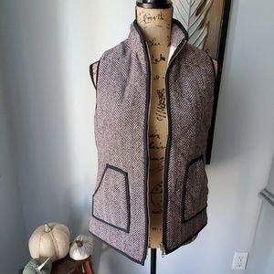 🍂Preppy vest size L